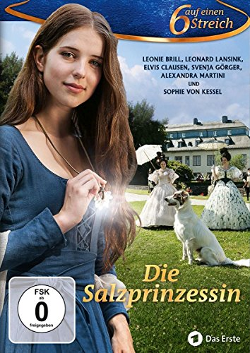 Kind Kostüm Julia Prinzessin - Die Salzprinzessin