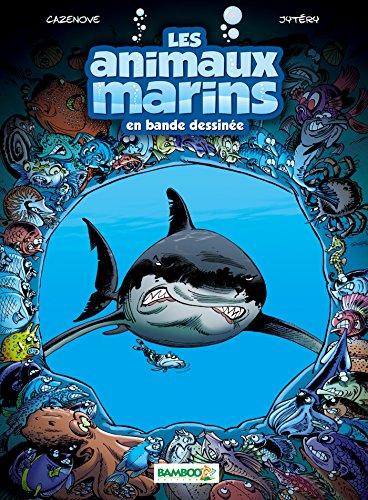 Les animaux marins en BD - tome 1