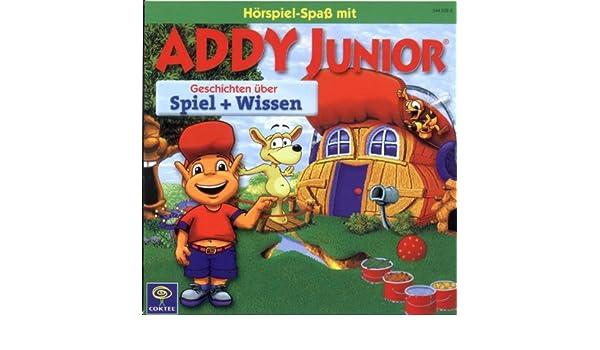 addy junior spiel und wissen