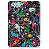 ELTD Huawei MediaPad T3 10/9.6 Coque Housse Étui, Lightweight Flip Smart Case Cover Housse Etui Cuir Coque avec Support pour Huawei MediaPad T3 10/9.6 inch 2018 Model Tablette, CH-01