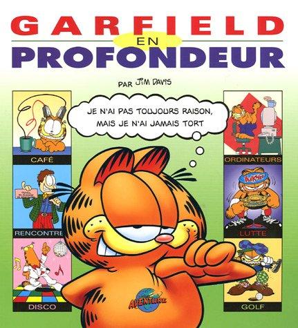 Garfield en profondeur