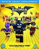The LEGO Batman Movie [Blu-ray 3D + Blu-ray + Digital Download] [2017]