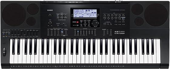 Casio CTK-7200 Hi-Grande Tastiera