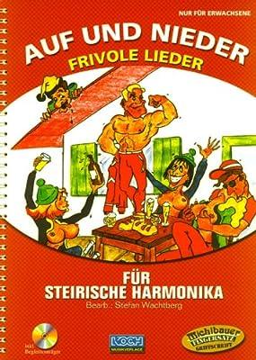 Auf und Nieder - Frivole Lieder. Handharmonika