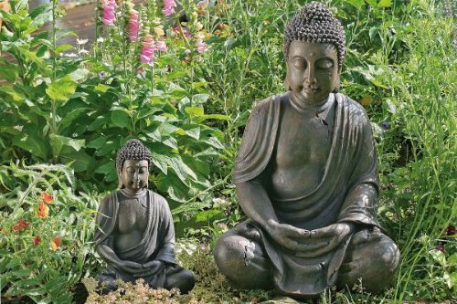 Deko-Buddha...