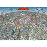 Wusel Puzzle Sonderangebot in der Tüte - Moskau 500 Teile