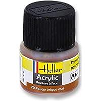Heller 9070 Peinture Rouge Brique Mat