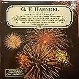 Musica Acuatica. Suite Nº3 / Musica Para Los Reales Fuegos Artificiales / Concierto Grosso En Do Mayor 'Alexander's Feast' / Concierto Nº 3 Para Oboe Y Cuerdas En Sol Menor [Vinyl LP]