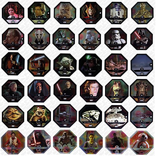 rewe-star-wars-cosmic-shells-all-36-shiny-cosmic-shells-wizuals-stickers-cannot-guarantee-language
