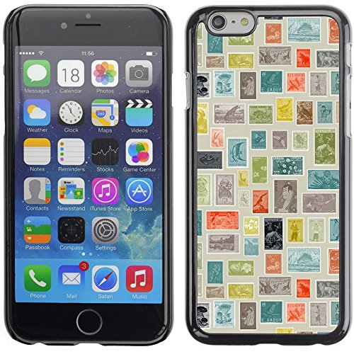 Graphic4You WHITE WOOD PATTERN HARD CASE COVER FOR APPLE iPhone 6 Plus Design #15