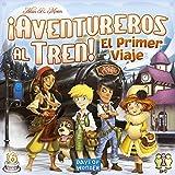 Aventureros al Tren - El Primer Viaje (Days Of Wonder DW720827)