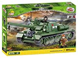 COBI 2467 - Small Army WWII SU-85 Tank Destroyer - 475 Bausteine