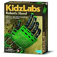 JJays Store Rainy Day Idea Fun Play & Learn Present Idea Age 8+ KidzLabs Build Your Own Robotic Hand