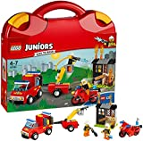 Lego Juniors 10671 Fire Emergency Amazon Co Uk Toys Amp Games