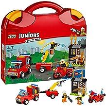 LEGO Juniors - Maletín de patrulla de bomberos (10740)