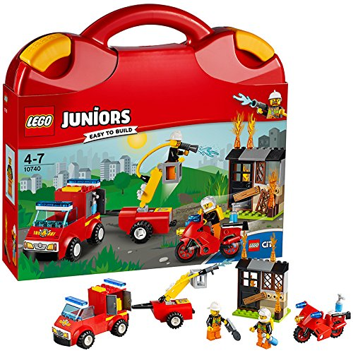 LEGO-10740-Fire-Patrol-Suitcase-Building-Set