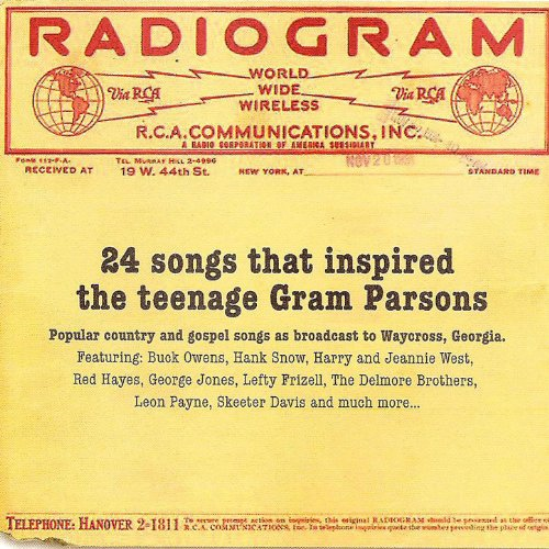 Radiogram: 24 Songs That Inspi...