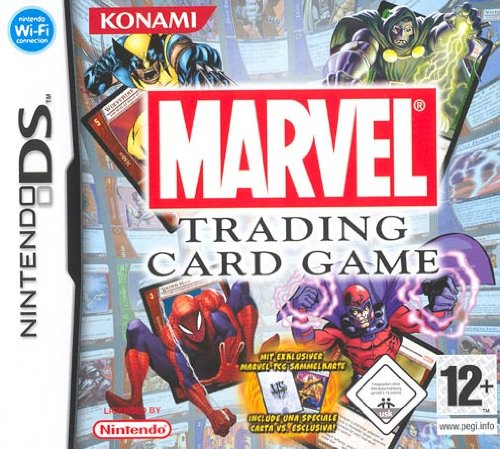 Marvel Trading Card Game (Marvel Stärkste Superheld)
