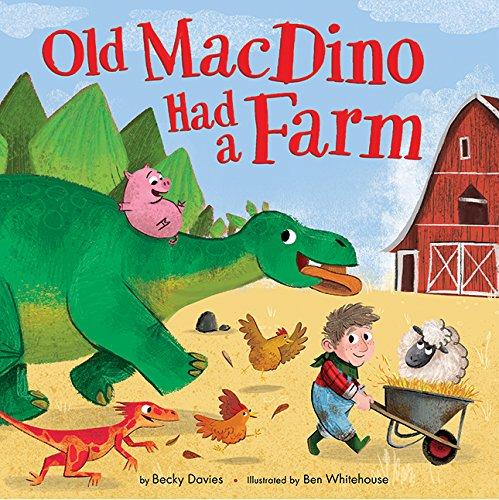 Old Macdino Had a Farm por Becky Davies