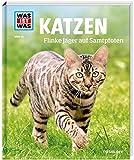 WAS IST WAS Band 59 Katzen. Flinke Jäger auf Samtpfoten (WAS IST WAS Sachbuch, Band 59) - Jutta Aurahs
