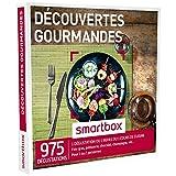 SMARTBOX - Coffret Cadeau - DÉCOUVERTES GOURMANDES - 975 dégustations : une découverte gourmande ou un repas ou un cours de cuisine