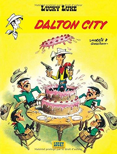 Lucky Luke, tome 3 : Dalton City