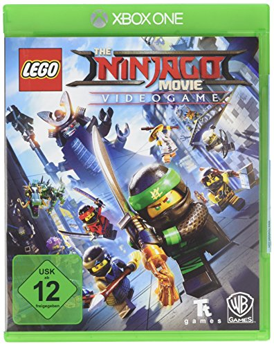 The LEGO NINJAGO Movie Videogame - [Xbox One] - Jones Lego Indiana Xbox