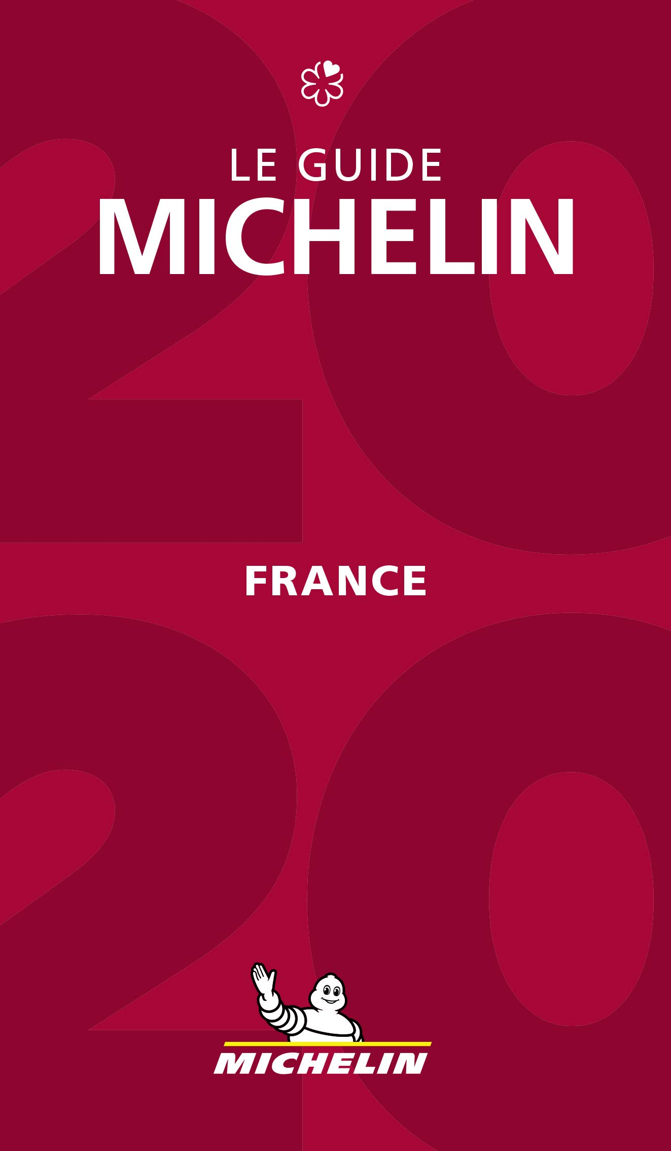 Guide Michelin France 2020