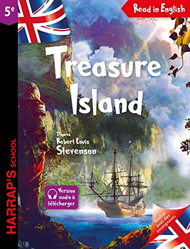 Harrap's Treasure Island par Collectif