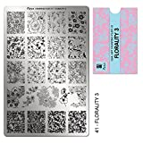 Moyra Frankreich Shop Offizielle–Moyra Stamping florality 41