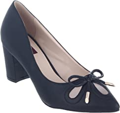 Shuz Touch Black Belly Shoes