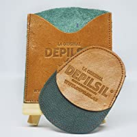 Guante vegano de depilación natural e indolora que contiene seis recambios.