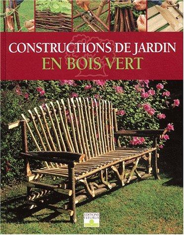 Constructions de jardin en bois vert par Alan Bridgewater
