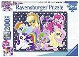 Ravensburger 12719 - Ma littel Pony The movie, 200 Teile Puzzle