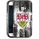Samsung Galaxy S4 mini Outdoor Hülle Tough Case Cover VfB Stuttgart Fanartikel Bundesliga Fußball