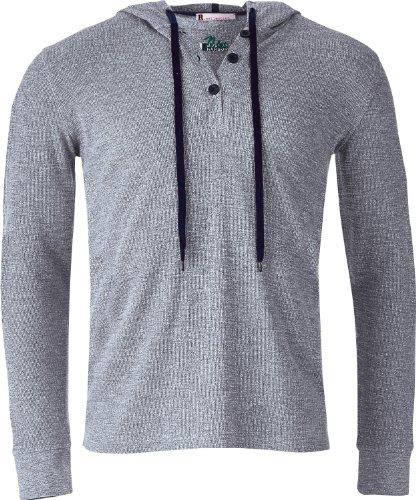 Ringella Herren-Pullover Silber Größe 50