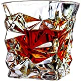 Prax Crytsal Touch Cut Seamless Designer Tumblers 6 Pieces