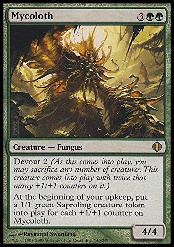Magic: the Gathering - Mycoloth - Shards of Alara by Magic: the Gathering