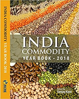 India Commodity Year Book 2018: The most comprehensive