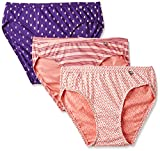 #6: Jockey Women's Cotton Bikini (Pack of 3) (Colors may vary)