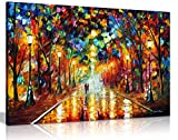 Leonid Afremov Abstract Oil Painting Canvas Wall Art Picture Print Home Decor