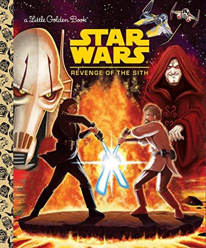 Star Wars: Revenge of the Sith (Little Golden Books: Star Wars) por Geof Smith