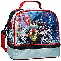 Avengers - Marvel Mittagessen-Beutel - Lunch Bag 337-22220 preisvergleich bei kinderzimmerdekopreise.eu
