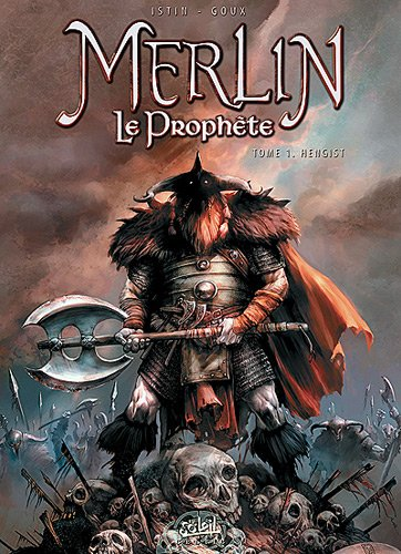 Merlin le Prophète T01