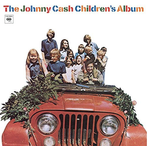 The Johnny Cash Children's Album by Johnny Cash (2006-05-16)