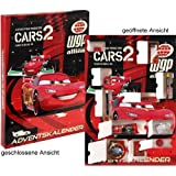 Disney Cars 2 Adventskalender von Undercover