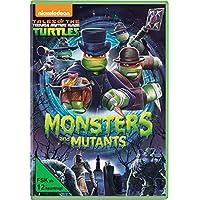 Tales of the Teenage Mutant Ninja Turtles - Monster und Mutanten
