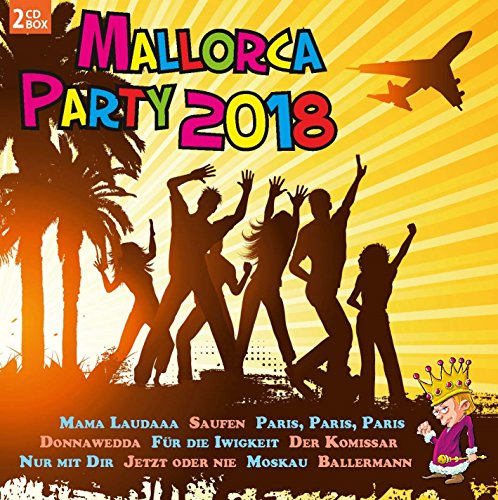 SP, Mallorca Party 2018