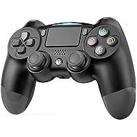Wireless Controller für PS4, GEEKLIN Game Controller Gamepad für Playstation 4 / Playstation 3 / PC Touchpanel Joypad…