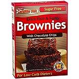 Doctor's CarbRite Miscela per preparare il brownie al cioccolato 326 g